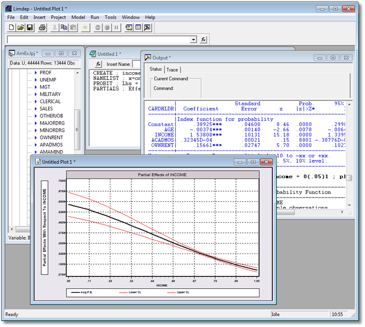 statistical data analysis software