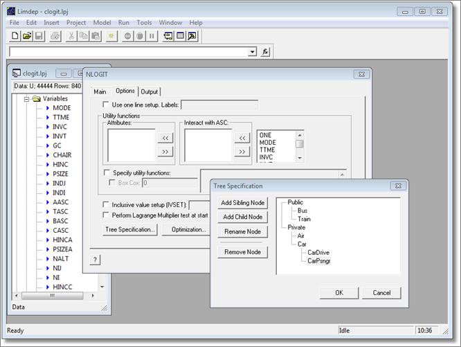 best statistical software data analysis limdep nlogit rh limdep com