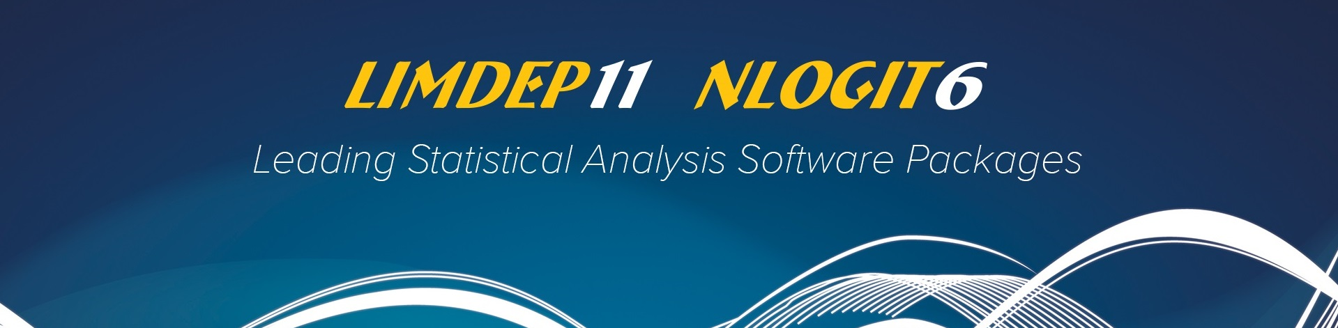 LIMDEP 11 is a complete, all-in-one statistics package